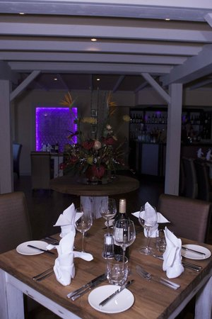 The Gamekeeper Bar and Restaurant: Restaurant
