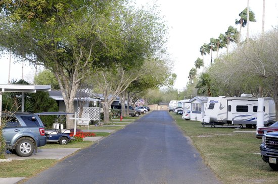 Kenwood RV Resort: Resort Grounds