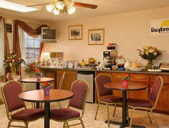 Days Inn Demopolis: Breakfast Area