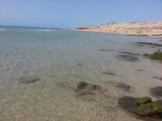 H10 Tindaya: spiaggia sotto il villaggio