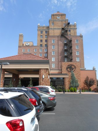 Marcus Whitman Hotel & Conference Center : Marcus Whitman Hotel