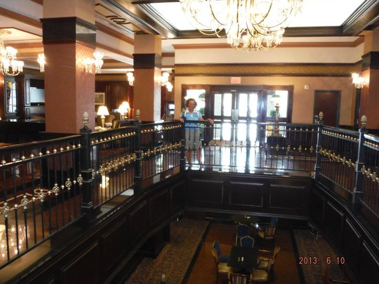Drury Inn & Suites - New Orleans: Lobby area
