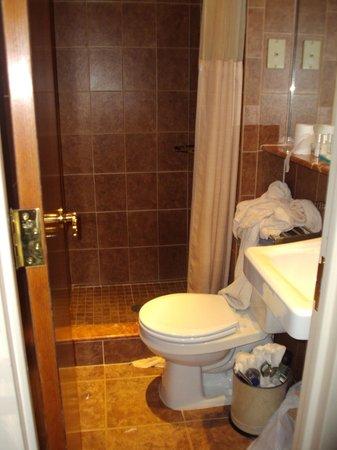Belnord Hotel : cuarto de baño