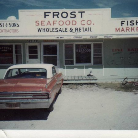 Frost Seafood House: Fish Market . . . Back in the Day . . . .