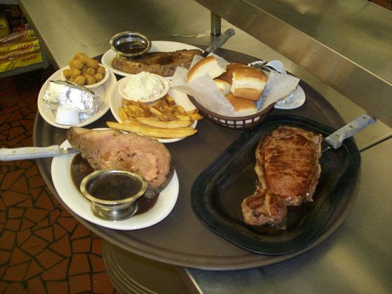 Frost Seafood House: Ribeye Steaks & Prime Rib . . . .