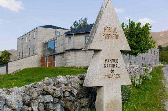 Hotel Piornedo, een moderne enclave in het Ancares park