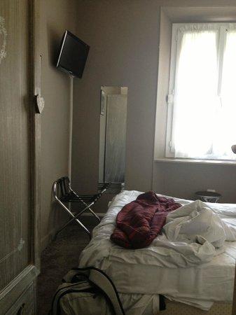 Hotel Oxford : Camera 35, spazio 0
