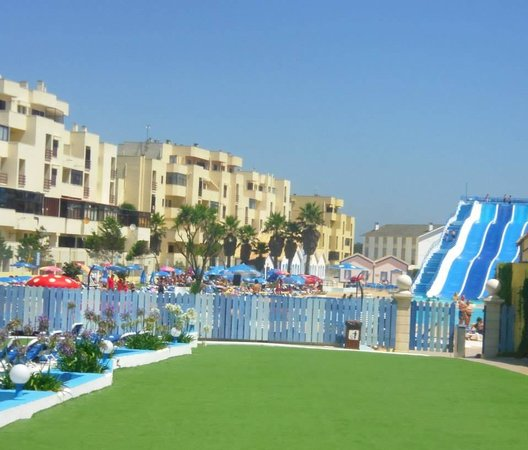 Hotel Cristal Praia Resort & Spa: exterior