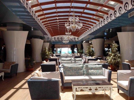 Adalya Ocean Deluxe : Lobby