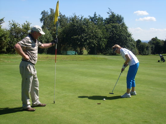 Newent Golf Club and Lodges: Golf Course