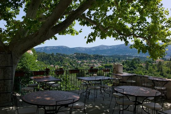 Restaurant Le Cigalon : Vue panoramique