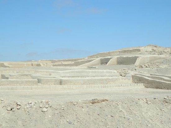 Ruinas de Cahuachi