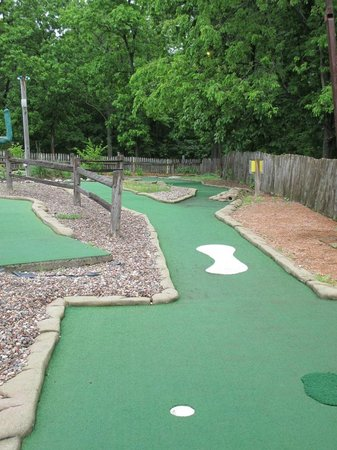 Westward Ho RV and Camping Resort: Miniature Golf
