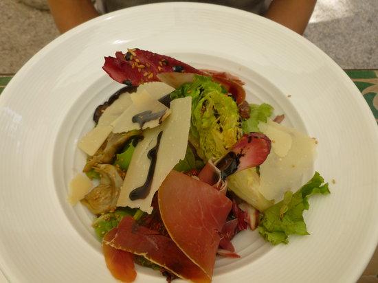 Numero 75 : Salada de entrada