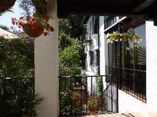 La Mejorana: from breakfast patio