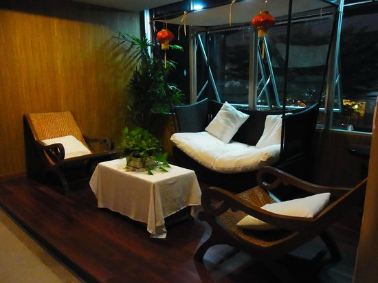 Kim's Massage & Spa : 2階ホール
