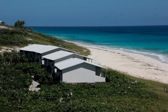 St Francis Resort: die Zimmer des Resorts