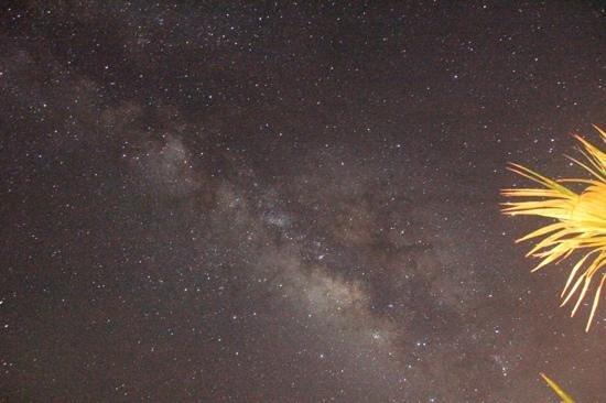 St Francis Resort: Nachts über dem Resort