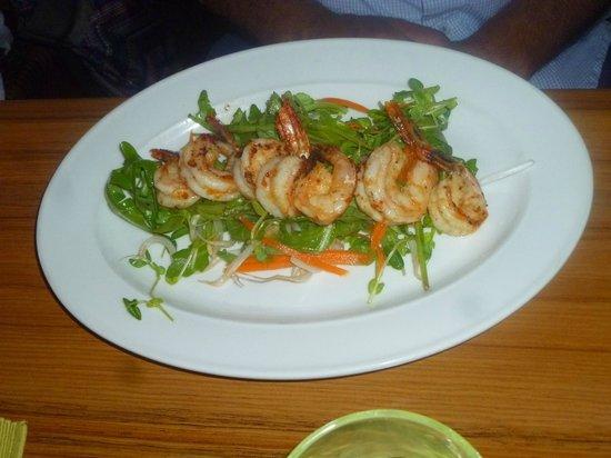 Casmar Restaurant and Bar: Shrimp