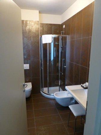 Stile Libero: The bathroom