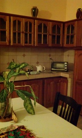 Kimmy's Place : kitchen