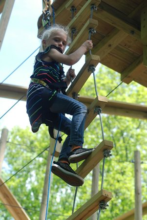 The Adventure Park at Storrs Climbing
