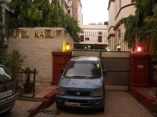 Hotel Kabli: Hotel