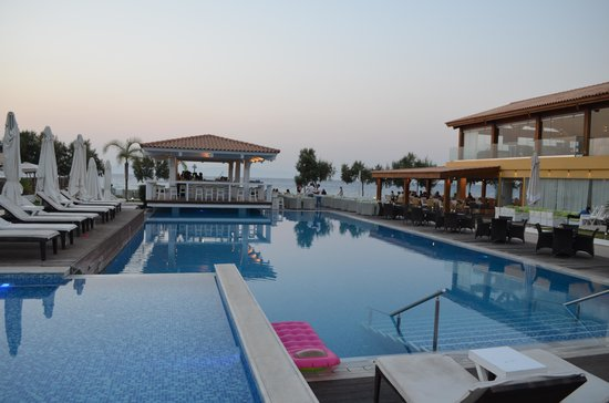 Villa Di Mare Luxury Suites: piscine