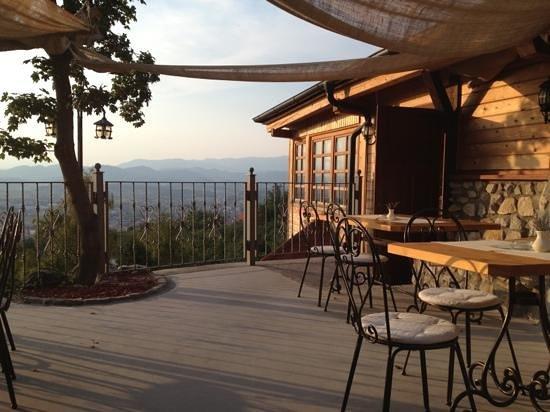 Gostilna Pri Kmetec : Beautiful Views