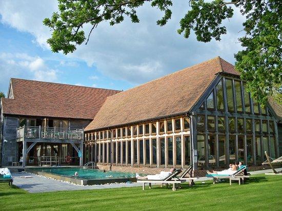 Bailiffscourt Hotel: Spa