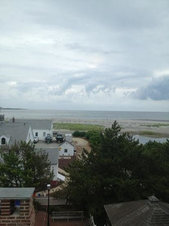 Hereford Inlet Lighthouse: a nice view