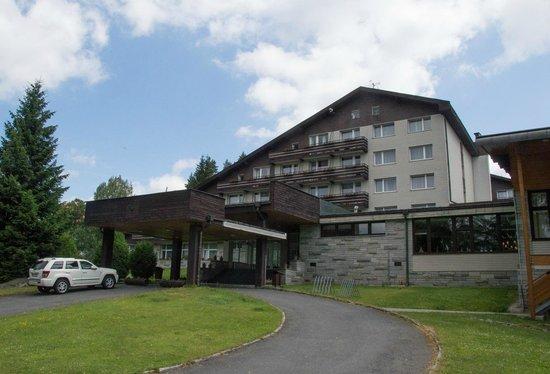 Hotel Srni: Hotel Srní