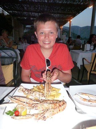Kasar : shrimps
