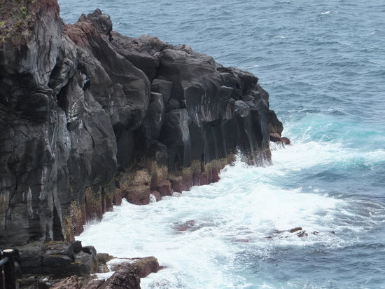 城ヶ崎海岸, 絶景