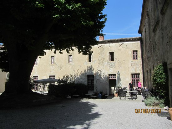 Hotel Abbaye Ecole de Soreze : endroit où l'on prend le petit déj