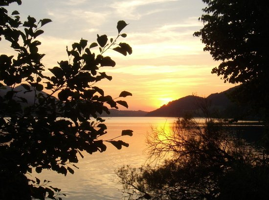 Hotel Schützenhof: Fuschl Lake