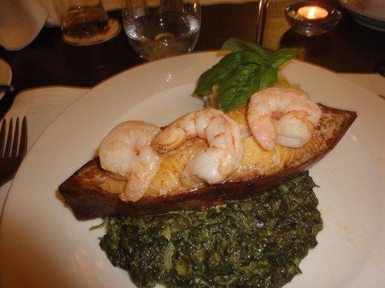 Castle Podewils Hotel: dinner