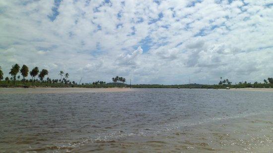Hotel-Pousada Jardim do Mar: Pontal de Maracaipe