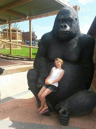Crealy Adventure Park & Resort: .. My grandad