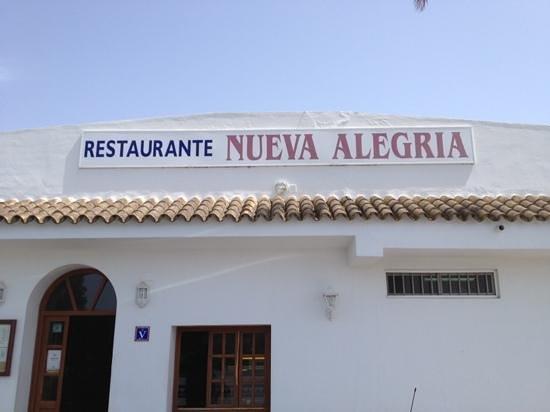 """Venta Nueva Alegria: Restaurante """"Nueva Alegría""""."""