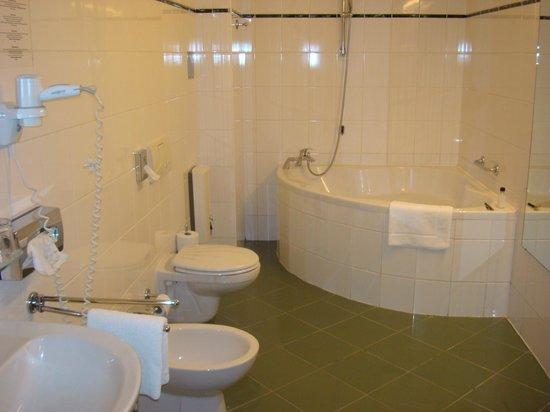 Domus Henrici Boutique Hotel: Bath