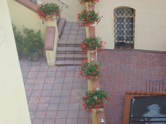 Domus Henrici Boutique Hotel: Terrace