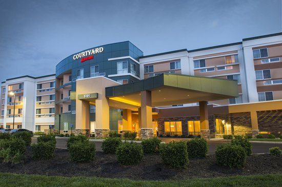 Courtyard Evansville East 89 1 0 7 Updated 2018 Prices Hotel Reviews In Tripadvisor
