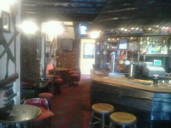 The Coach and Horses: one of my favorite pubs.