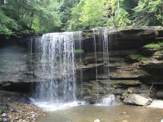 Tennessee: Ranger Creek Falls