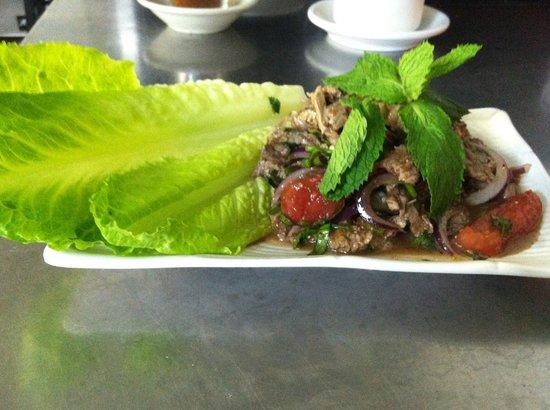 Sabai Thai 2: Beef Salad