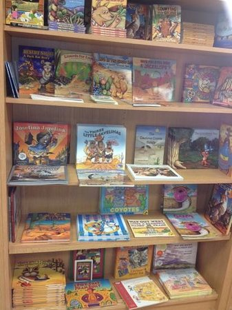 Sibley's West: The Chandler and Arizona Gift Shop: great selection of children's books