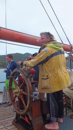 Solway Lass Day Charters: Skipper Reece