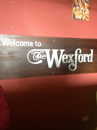 The Wexford Hotel: Front Desk