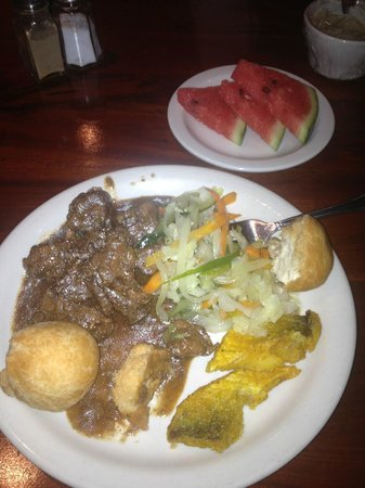 The Wexford Hotel: Jamaican brunch!